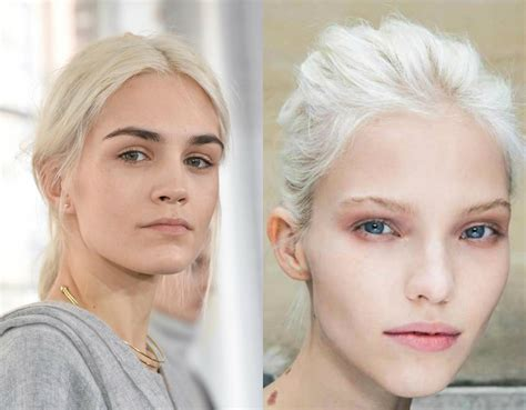Appealing Platinum Blonde Hair Colors 2017