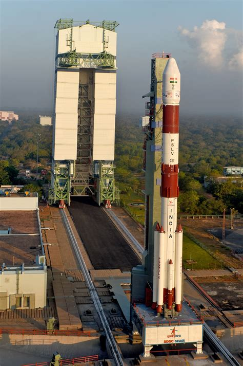 India creates history by launching 104 satellites in a ...