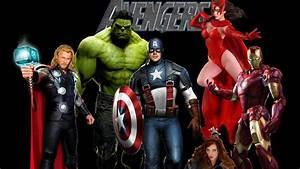 Avengers 1920x1080 Wallpaper - impremedia.net
