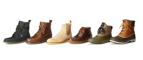 Boat Shoes In Rain by Men S Rain Boots Waterproof Boots For Men Sperry