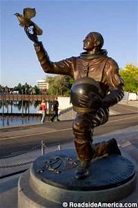 Fallen Astronaut Hero, Spokane, Washington