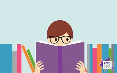 Books Reading Giphy Gifs Saskpolytech Tweet