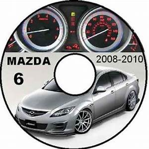 Mazda 6 Gh 2008 2009 2010 2011 Workshop Manual