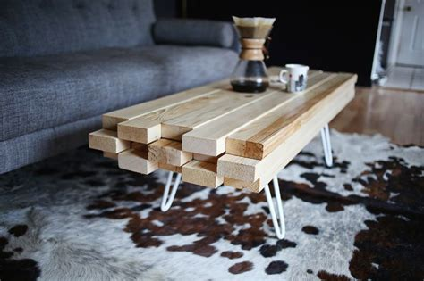 re de spot pour cuisine diy wooden coffee table a beautiful mess