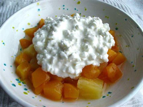 cottage cheese and fruit cottage cheese and fruit delight recipe food