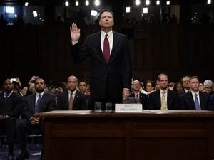 Ex-FBI director says President Trump fired him to ...