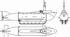 Seeteufel  Monkfish  - Midget Submarines