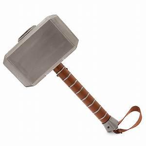 Thor Ultimate Mjölnir Hammer The Avengers Disney Store