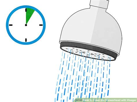how to decalcify a shower decalcify shower head aquafaucet inch square stainless steel shower head with ledoil rubbed