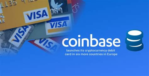 Based in the usa, coinbase is available in over 30 countries worldwide. Coinbase Cryptocurrency Debit Card Will Available in six more States