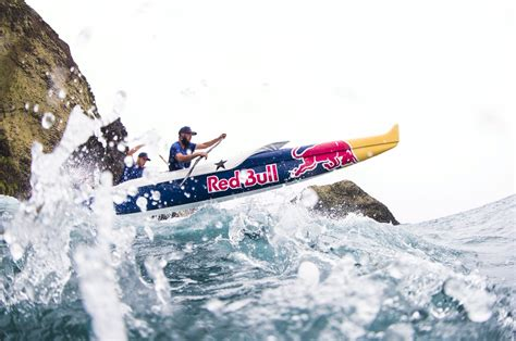 Red Bull Wa'a The U.s. Outrigger Team From Kona