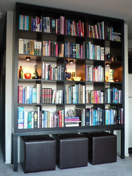 Ikea Hack Spotted  Expedit 5x5 Bookcase In Ikea