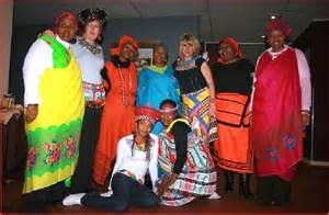 South African Traditional Dress