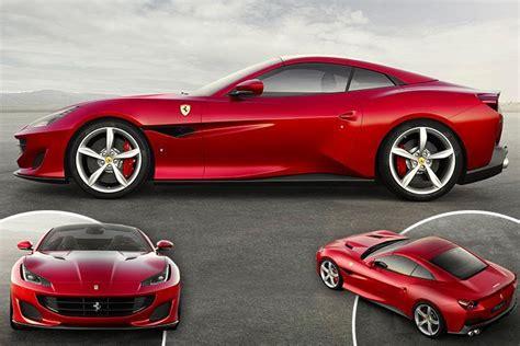 Ferrari Portofino, Una Spider E Una Coupè Come Due