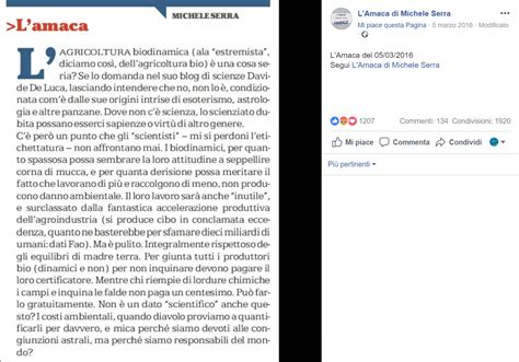 michele serra amaca l agricoltura secondo michele serra www pellegrinoconte