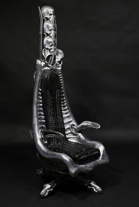 Giger Harkonnen Capo Chair quot harkonnen capo chair quot hr giger artwork on useum