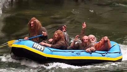 Boat Hobbit Dwalin Lord Ori Rings Gifs