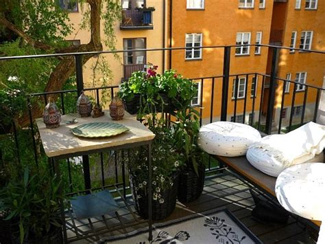 Small Balcony Design Ideas, Photos And Inspiration