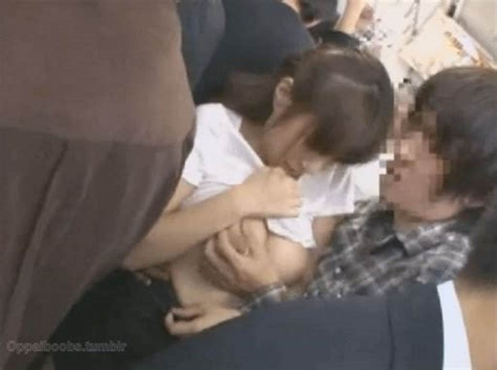 #Japanese #Boobs #Groped #On #Train