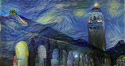 Transfer Gogh Medium Van Paint Neural Artistic
