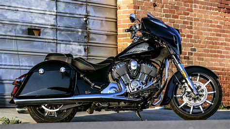 Indian Chieftain Limited Motorcycle Is A Bad Urban Bagger