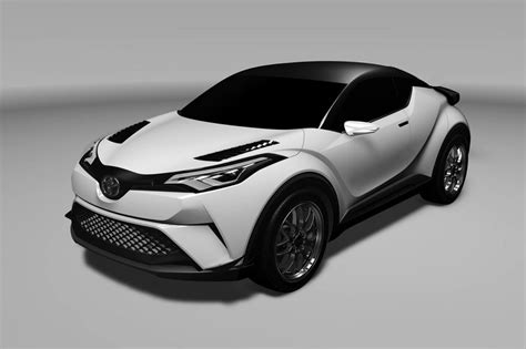 toyota  performance  hr compact suv report