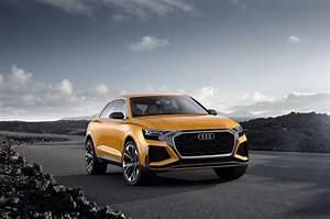 Audi Q7 Sport : 2017 audi q7 reviews and rating motor trend ~ Medecine-chirurgie-esthetiques.com Avis de Voitures