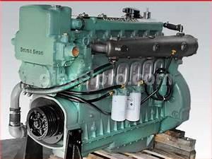 Marine Engine Assemblydetroit Diesel 6