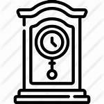 Premium Flaticon Clock Wall Icon Icons