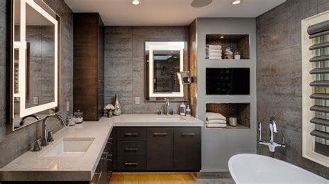 Spa Master Bathroom by Dreamy Spa Inspired Master Bath Remodel Drury Design