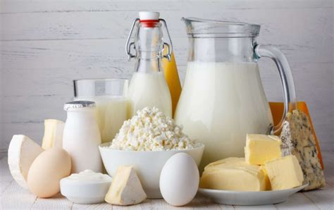 biomagnetism  dairy products