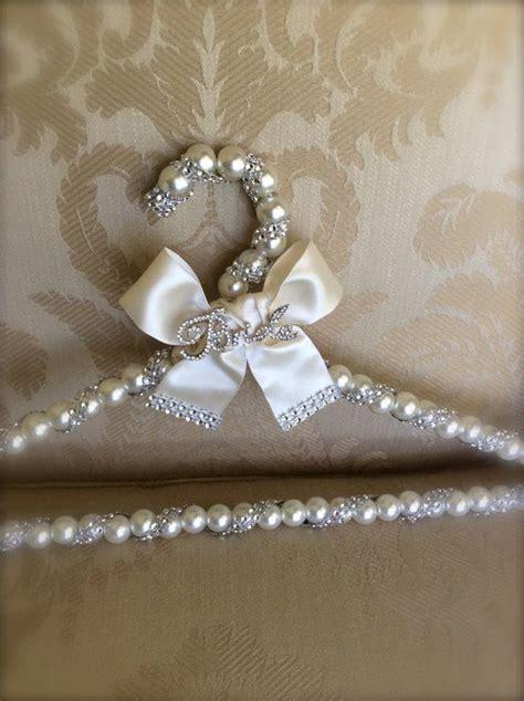 bridal hanger wedding dress hanger dress by