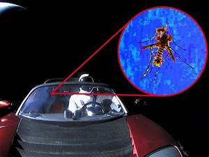 Tesla Dans Lespace : un moucheron cras contre le pare brise de la tesla pose la question de la vie dans l 39 espace ~ Nature-et-papiers.com Idées de Décoration