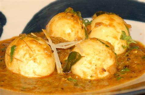 cuisine cr鑪e egg curry egg pulusu curry masala puli vahrehvah