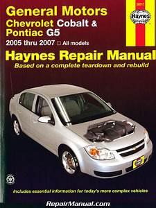 Chevrolet Cobalt Pontiac G5 2005
