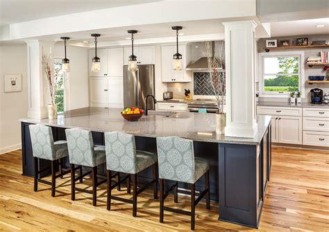 mequon open concept kitchen remodel sj janis
