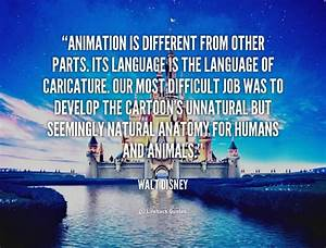Animation Walt ... Animated Disney Quotes