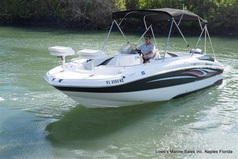Craigslist Florida Hurricane Deck Boat by Hurricane Sun Deck New And Used Boats For Sale