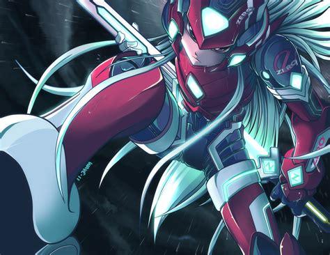 Mega Man Zero Mythos By Suzuran On Deviantart
