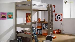 Ma Chambre D Enfant Com : lit mezzanine clay ma chambre d 39 enfant youtube ~ Melissatoandfro.com Idées de Décoration