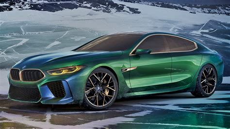 2019 Bmw M8 Gran Coupe Review