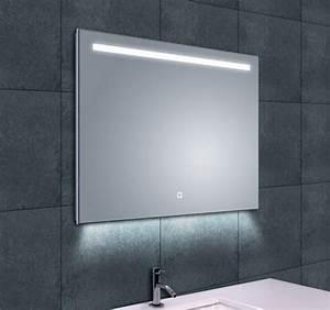 Spiegel 80 X 60 : ambi one dimbare led condensvrije spiegel 80 x 60 ~ Buech-reservation.com Haus und Dekorationen