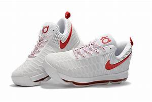 Nike KD 9 With Red Basketball Shoes 2017 | 2017 Air Jordan ...