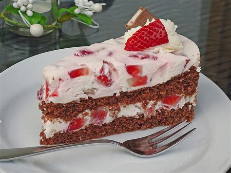 Yogurette-torte (rezept Mit Bild) Von Angelkrissi