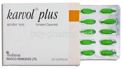 buy karvol  inhalant  buy pharmamd
