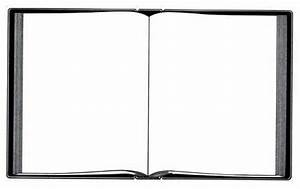Open Blank Book - ClipArt Best
