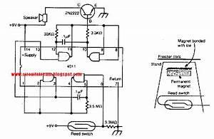 Build A Freezer Meltdown Alarm Circuit Diagram