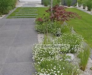 jardin zen terrasse et potager en hauteurmassif avec With wonderful idee de massif de jardin 0 le potager