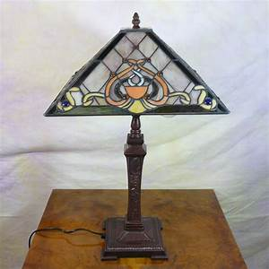 Lampe Art Deco : lampe tiffany art d co mobilier baroque ~ Teatrodelosmanantiales.com Idées de Décoration