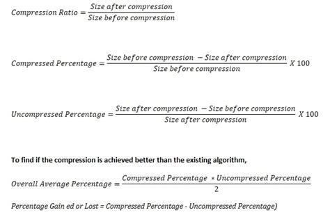 Prediciting Time Compression Ratio For Lossless